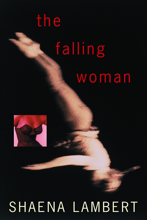 The Falling Woman book cover image